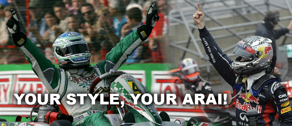 your style your arai