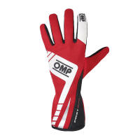 Omp First Evo red/white/black