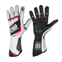 Omp One Evo white/black/red