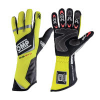 Omp One Evo fluo yellow black silver