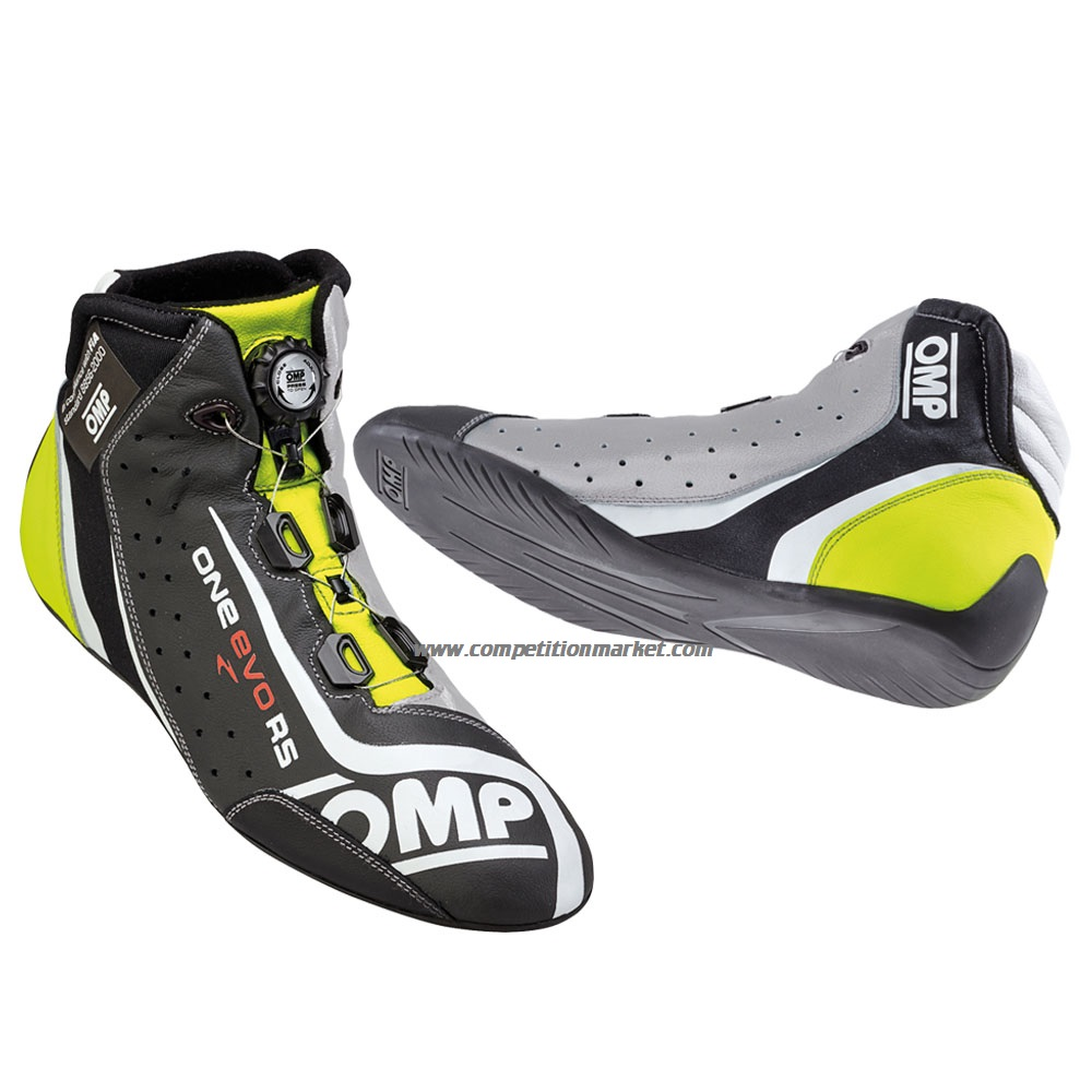 Omp Limited Edition Boots