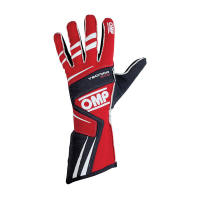 Omp Tecnica Evo red/black/white